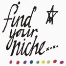 Find Your Niche by PlanBee
