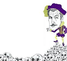 Vincent Price  by ChatsbyVictoria