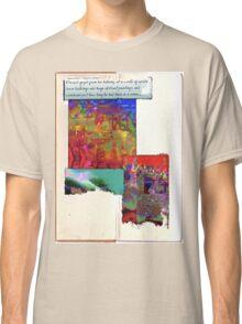 edward gazed Classic T-Shirt