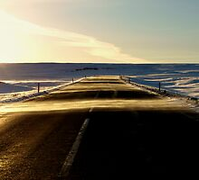 On the road to nowhere by jonpalma