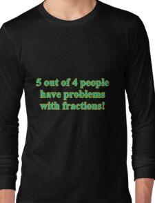 GENIUS SHIRT Long Sleeve T-Shirt
