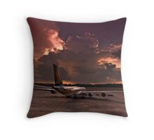 Sundowner Throw Pillow