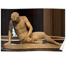 The Dying Gaul - National Gallery of Art - Washington D.C. - Plate No. I  Poster