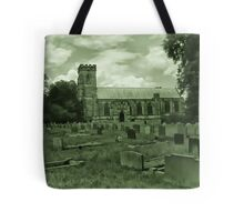 St Mary Church - Sledmere - East Yorks Tote Bag