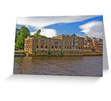 Bonding Warehouse - York Greeting Card