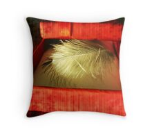 imprisoned amour Throw Pillow