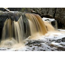 Chocolate Falls Photographic Print