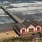 Saltburn Pier by dougie1page2