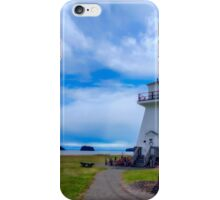 Five Islands Lighthouse iPhone Case/Skin