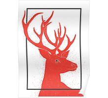 Oh My Deer Poster