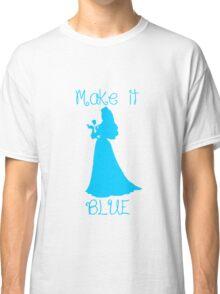 Make it BLUE Classic T-Shirt