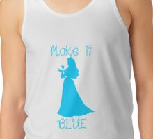 Make it BLUE Tank Top