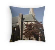 East Greenwich, Rhode Island, USA Throw Pillow