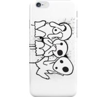 Kodama (Tree Spirits) iPhone Case/Skin