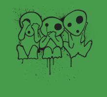 Kodama (Tree Spirits) Kids Clothes
