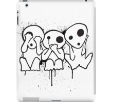 Kodama (Tree Spirits) iPad Case/Skin