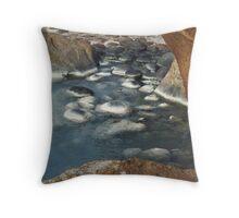 Sulfur Springs Throw Pillow