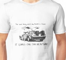 The Best Thing About the Future Unisex T-Shirt