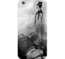 Words and Worlds iPhone Case/Skin
