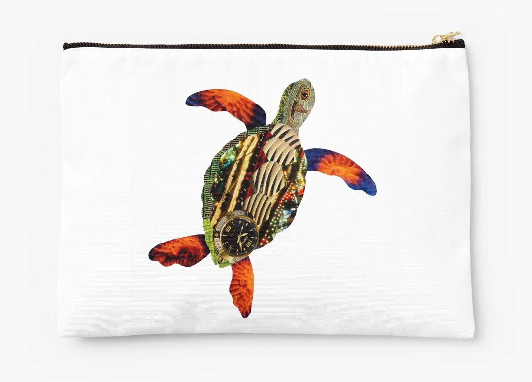 Timely Turtle by Donuts