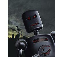 Demon Bots Photographic Print