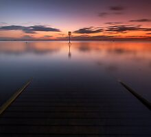 Lytham Jetty by Jeanie