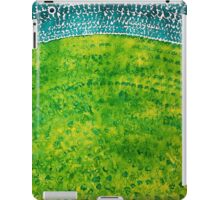 Daybreak original painting iPad Case/Skin