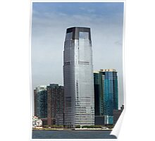 Goldman Sachs Tower, New Jersey, USA Poster