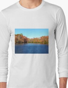 Beautiful Lake Long Sleeve T-Shirt