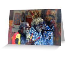 Colourful Diversity Greeting Card