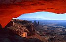 Mesa Arch, Canyonlands National Park. Utah. USA by PhotosEcosse