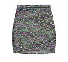 Pixilation Nation Mini Skirt
