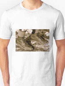 #583 Retro shoes #2 T-Shirt