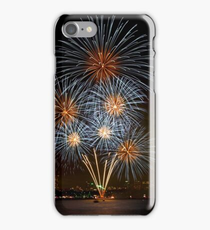 The Bouquet | New Years Eve | Sydney Harbour iPhone Case/Skin