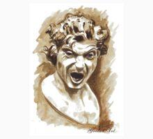 Damned Soul - 1619, Gian Lorenzo Bernini  One Piece - Short Sleeve
