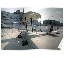Geneva Classics 2009 - Aircraft 9 Poster