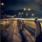 Traffic Trails 2 by Jakov Cordina