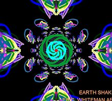 ( EARTH SHAKER ) ERIC WHITEMAN ART  by eric  whiteman