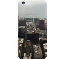 Chicago from Willis Tower Part 3 iPhone Case/Skin