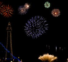 Blackpool Fireworks by chris2766