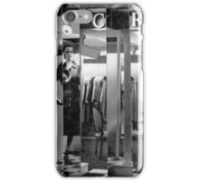 Shopping for Living Manequins. iPhone Case/Skin