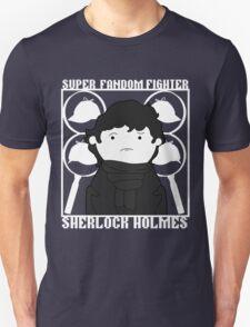 Super Fandom Fighter - Sherlock T-Shirt