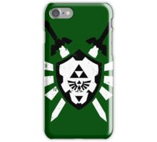 Link's Chaos - Legend of Zelda iPhone Case/Skin