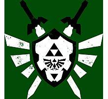 Link's Chaos - Legend of Zelda Photographic Print