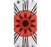 Abstract Star iPhone Case/Skin
