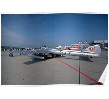 Geneva Classics 2009 - Aircraft 25 Poster