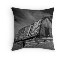 Rural Relic Throw Pillow