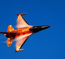 1 X RNALF F16 ROYAL NETHERLANDS AIR FORCE by RayFarrugia