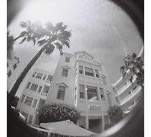 Es Vive Hotel, Ibiza Photographic Print
