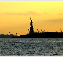 Distant Liberty by Jackie Barefield
